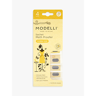 Image of Acana Modelli Flora Lux Hanging Moth Proofer Sachet, Pack of 4