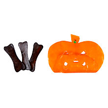 Buy Reg & Ruby Rawhide Lollipups Halloween Pumpkin Online at johnlewis.com