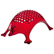 Buy Koziol Kasimir Cheese Grater, Red Online at johnlewis.com