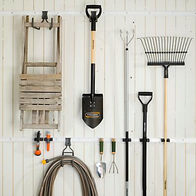 Elfa Garage Storage Solution