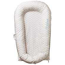 Buy Sleepyhead Grand Baby Pod Cover, Chevron Online at johnlewis.com