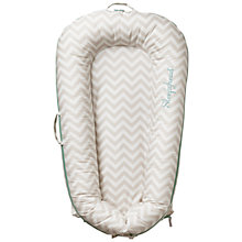 Buy Sleepyhead Deluxe Baby Pod Cover, Chevron Online at johnlewis.com