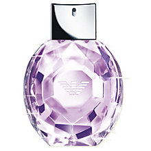 Buy Emporio Armani Ea Diamonds She Violet Eau de Parfum, 50ml Online at johnlewis.com