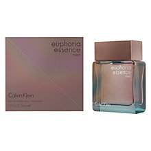Buy Calvin Klein Euphoria Essence Him Eau de Toilette Online at johnlewis.com