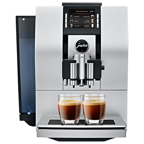 Buy Jura Impressa Z6 Bean To Cup Coffee Machine Satin