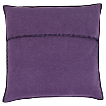 Buy Zoeppritz Fleece Stitch Cushion Cover Online at johnlewis.com
