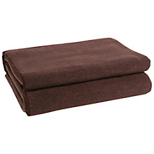 Buy Zoeppritz Fleece Throw Blanket Online at johnlewis.com