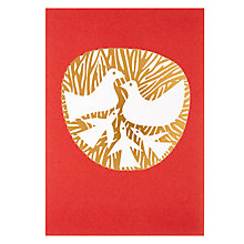 Buy Lagom Designs Dove Family Birthday Card Online at johnlewis.com