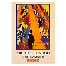 Buy Paper Rose Brightest London Birthday Card Online at johnlewis.com