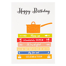 Buy Loveday Designs Happy Birthday Card Online at johnlewis.com
