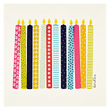 Buy Black Olive Special Wishes Birthday Card Online at johnlewis.com