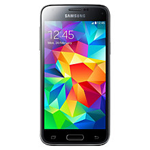 "Buy Samsung Galaxy S5 Mini Smartphone, Android, 4.5"", 4G LTE, SIM Free, 16GB Online at johnlewis.com"