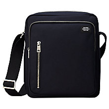 Buy Jack Spade Commuter Nylon Field Case, Navy Online at johnlewis.com