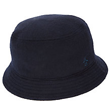 Buy Original Penguin Merino Wool Bucket Hat, One Size, Navy Online at johnlewis.com