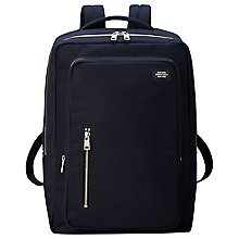 Buy Jack Spade Commuter Backpack, Navy Online at johnlewis.com