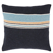 Buy Jules Hogan Blanket Stripe Cushion Online at johnlewis.com