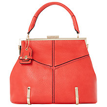 Buy Dune Donna Casual Soft Framed Grab Bag Online at johnlewis.com