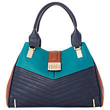 Buy Dune Dubster Quilted Multicompartment Handbag Online at johnlewis.com