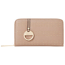 Buy Dune Kstud Studded Zip Around Purse Online at johnlewis.com