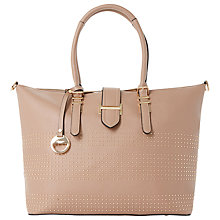 Buy Dune Deannah Studded Shopper Bag Online at johnlewis.com