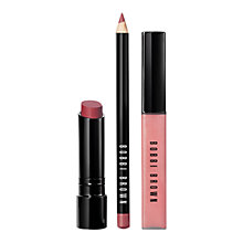 Buy Bobbbi Brown Lip Trio Set Online at johnlewis.com