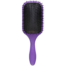 Buy Denman Tangle Tamer Ultra Hair Brush, Purple Online at johnlewis.com