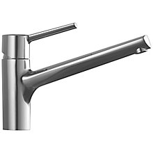 Buy KWC Luna Single Lever Kitchen Tap Online at johnlewis.com