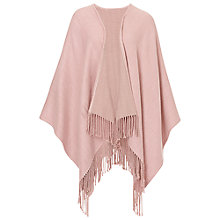 Buy Betty Barclay Fringed Poncho Wrap Online at johnlewis.com