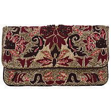 Buy John Lewis Woven Fabric Carpet Pouch Online at johnlewis.com
