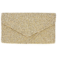 Buy John Lewis Fabric Beaded Pouch Online at johnlewis.com