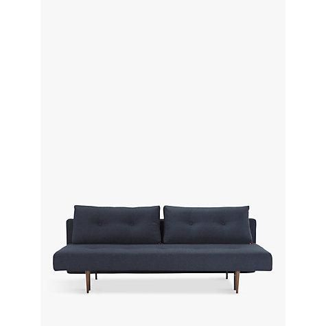 Buy innovation recast sofa bed with pocket sprung mattress for Innovation recast sofa bed