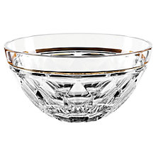 Buy Waterford Elysian Party Bowl, 15cm Online at johnlewis.com