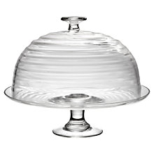 Buy Sophie Conran Covered Cake Plate Online at johnlewis.com
