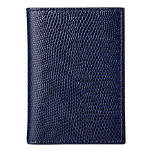 Buy Aspinal of London Double Leather Credit Card Case Online at johnlewis.com