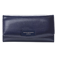 Buy Aspinal of London Brook Street Leather Purse Online at johnlewis.com