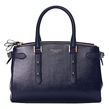 Buy Aspinal of London Brook Street Leather Grab Bag Online at johnlewis.com