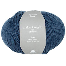 Buy Erika Knight for John Lewis Aran Wool Yarn, 100g Online at johnlewis.com