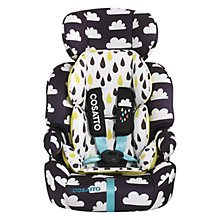 Buy Cosatto Zoomi Group 1, 2 & 3 Car Seat, Cloud 9 Online at johnlewis.com