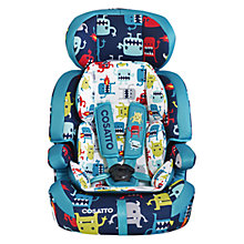 Buy Cosatto Zoomi Group 1/2/3 Car Seat, Cuddle Monster 2 Online at johnlewis.com