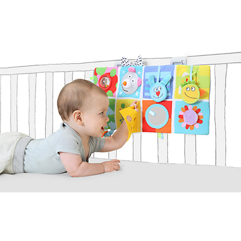 Buy taf toys baby cot play centre toy john lewis for Baby play centre