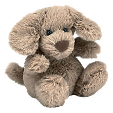 Buy Jellycat Poppet Puppy Baby Soft Toy Online at johnlewis.com