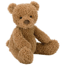 Buy Jellycat Cinnamon Bear Baby Soft Toy Online at johnlewis.com