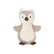 Buy Jellycat Peanut Owl Baby Soft Toy Online at johnlewis.com