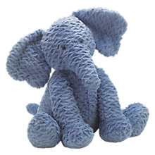 Buy Jellycat Huge Fuddlewuddle Elephant Soft Toy Online at johnlewis.com