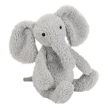 Buy Jellycat Chouchou Elephant Baby Soft Toy Online at johnlewis.com
