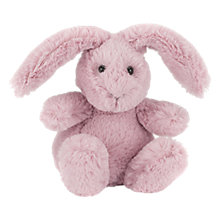 Buy Jellycat Poppet Tulip Bunny Baby Soft Toy Online at johnlewis.com