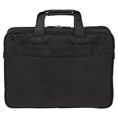 "Image of Targus Corporate Traveller Topload Case for Laptops up to 15.6"", Black"