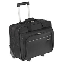 "Buy Targus Executive Rolling Laptop Case For 14-16"" Laptops Online at johnlewis.com"