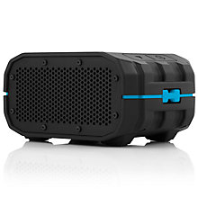 Buy Braven BRV-1 Waterproof Bluetooth Portable Speaker with Noise-Cancelling Microphone, Black Online at johnlewis.com