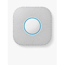 Buy Nest Protect, 2nd Generation, Smoke + Carbon Monoxide Alarm, Wired, For Smartphones Online at johnlewis.com